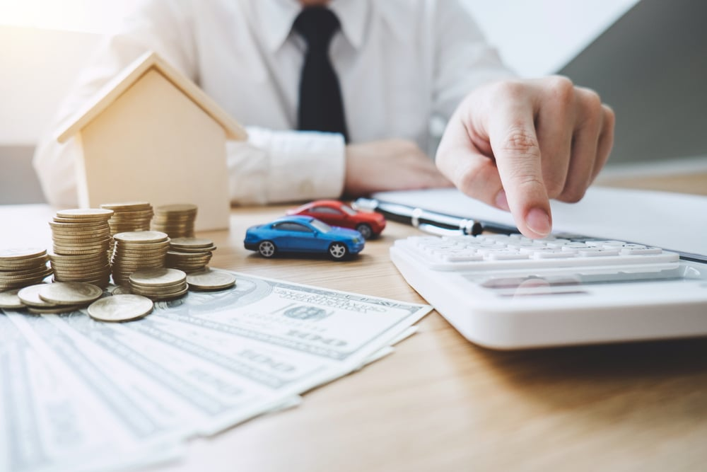 Comment calculer le gain d'un rachat d'un prêt immobilier?